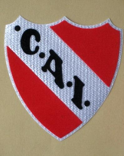 escudo independiente 2010-11-12-13-14 original-oficial puma