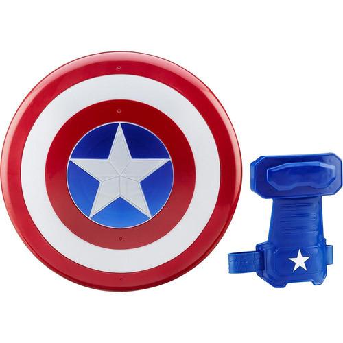 escudo magnetico capitão américa - hasbro