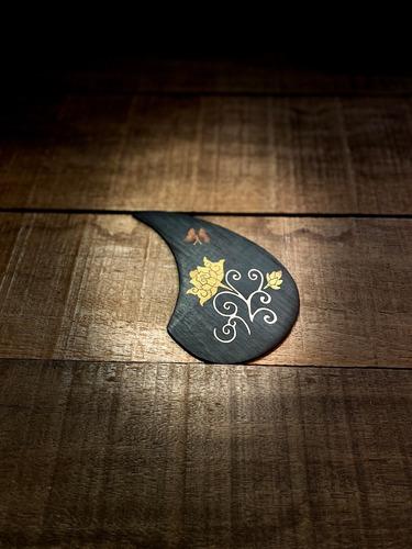 escudo para violão baby/folk pickguard 91 guitar's
