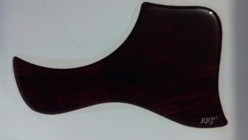 escudo para violão taylor wood canhoto