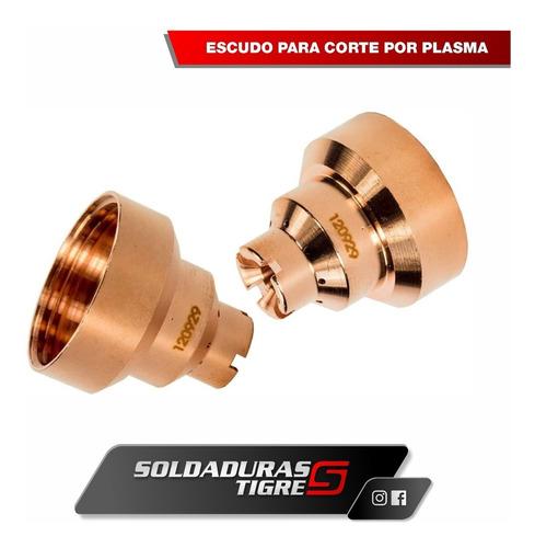 escudo plasma hypertherm codigo 120929