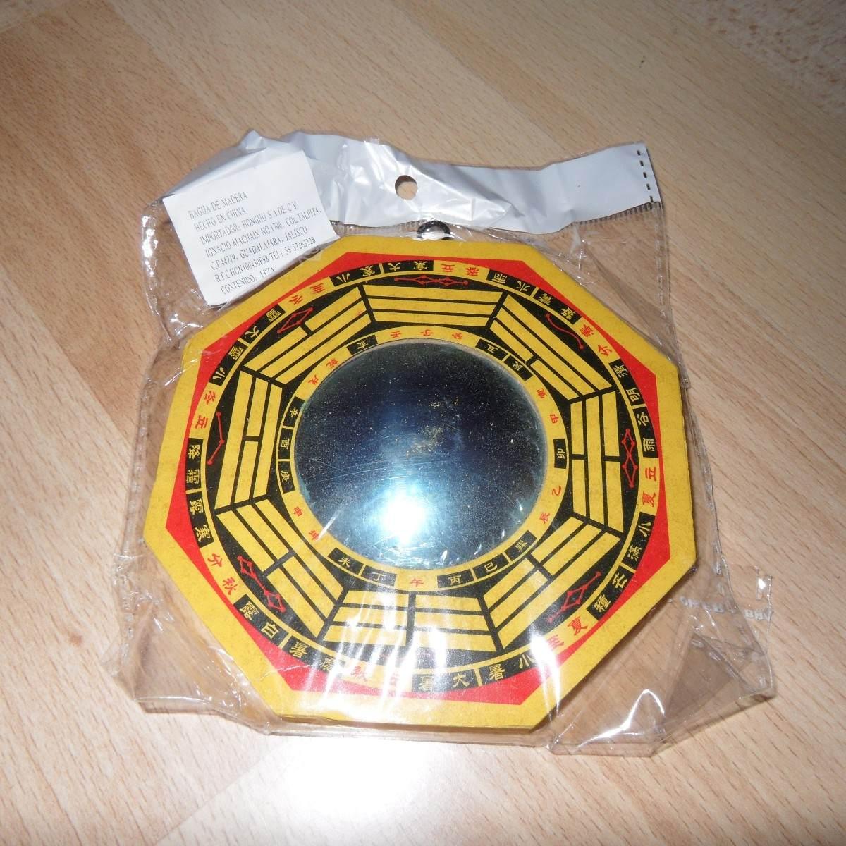 Escudo protector del hogar el espejo pakua feng shui for Donde venden espejos