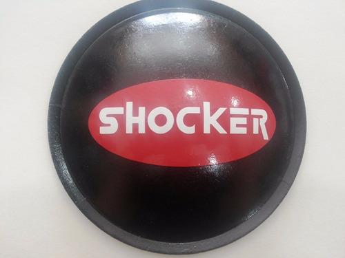 escudo protetor para shocker 130mm + cola