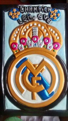 escudo real madrid ucl