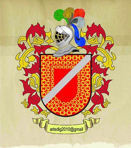 escudos de apellidos
