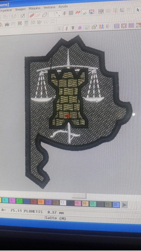 escudos - insignias spb - policia