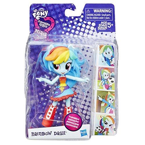 escuela baile rainbow dash chicas ecuestres my little pony.