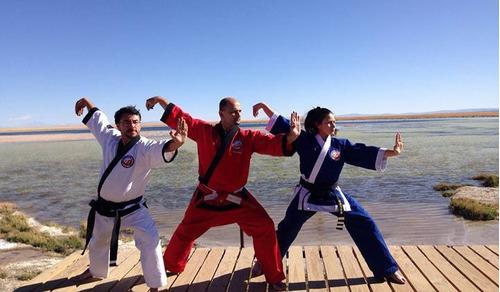 escuela de artes marciales samurang
