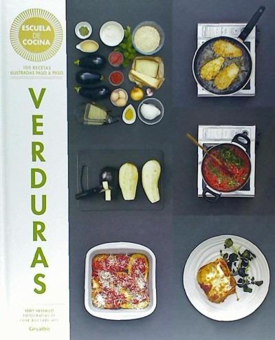 escuela de cocina. verduras(libro gastronom¿a y cocina)