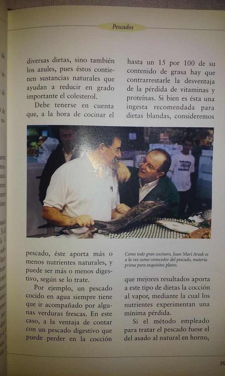 Escuela De Cocina Y De La Buena Mesa C. Arguiñano J. Arzak - $ 180,00