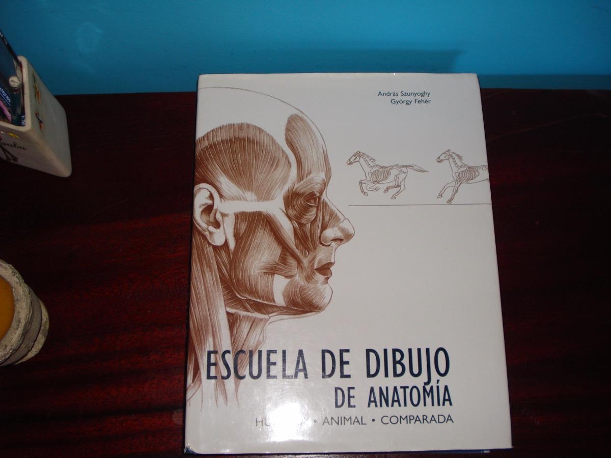 Escuela De Dibujo De Anatomía: Humana, Animal, Comparada - Bs. 3.500 ...