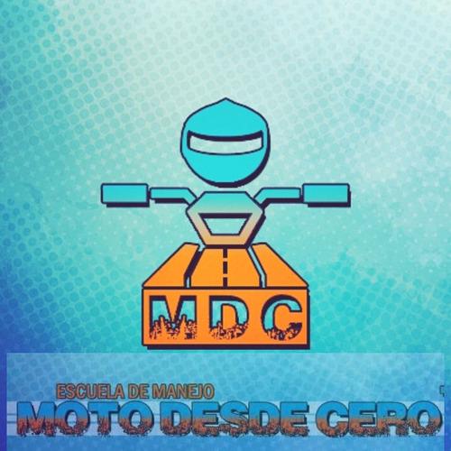 escuela de manejo para moto desde cero
