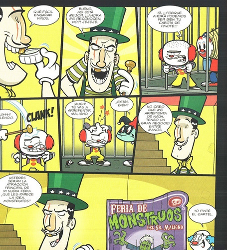 escuela de monstruos vol 8 - ed. pictus - terror para chicos