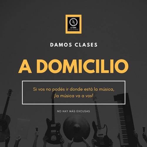 escuela de música el puente (caballito/chacarita)