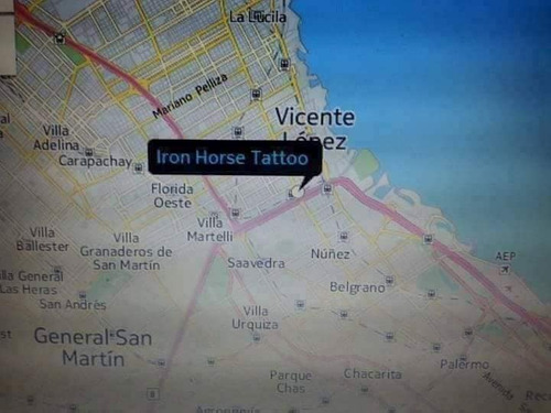 escuela de tatuajes - tattoo -  tatuar