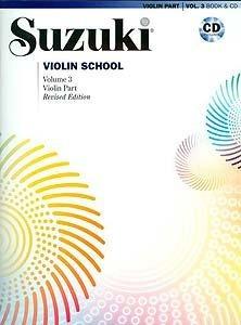 escuela de violín suzuki violín edición revisada la parte l