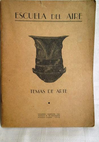 escuela del aire - arte maorí primitivismo 1942 ilustrado