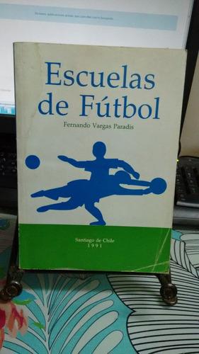escuelas de fútbol // fernando vargas