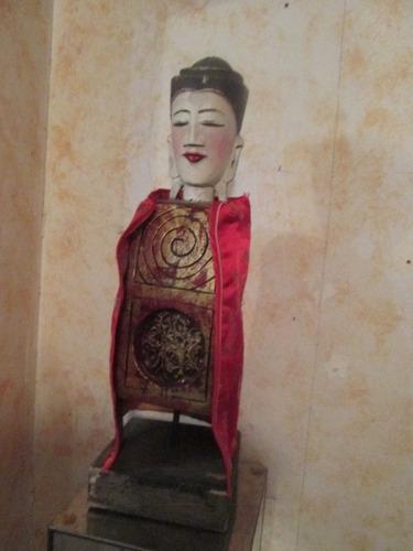 escultura arte oriental asiatico religión taoista budismo