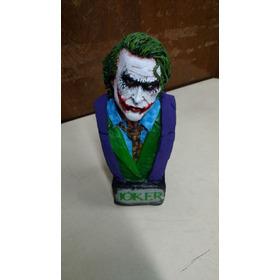 Escultura De Resina De Joker