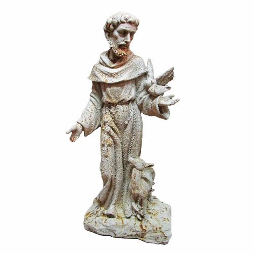 escultura de san francisco, figura san francisco (es0032)