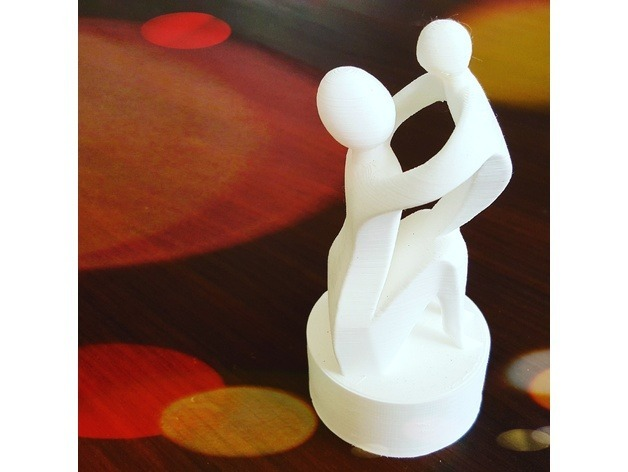 Escultura Decorativa Dia De Las Madres De Impreria Home 150000 - Escultura-decorativa