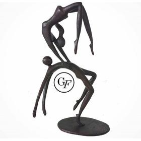 Escultura En Bronce Gerardo Fernandez (certificada)