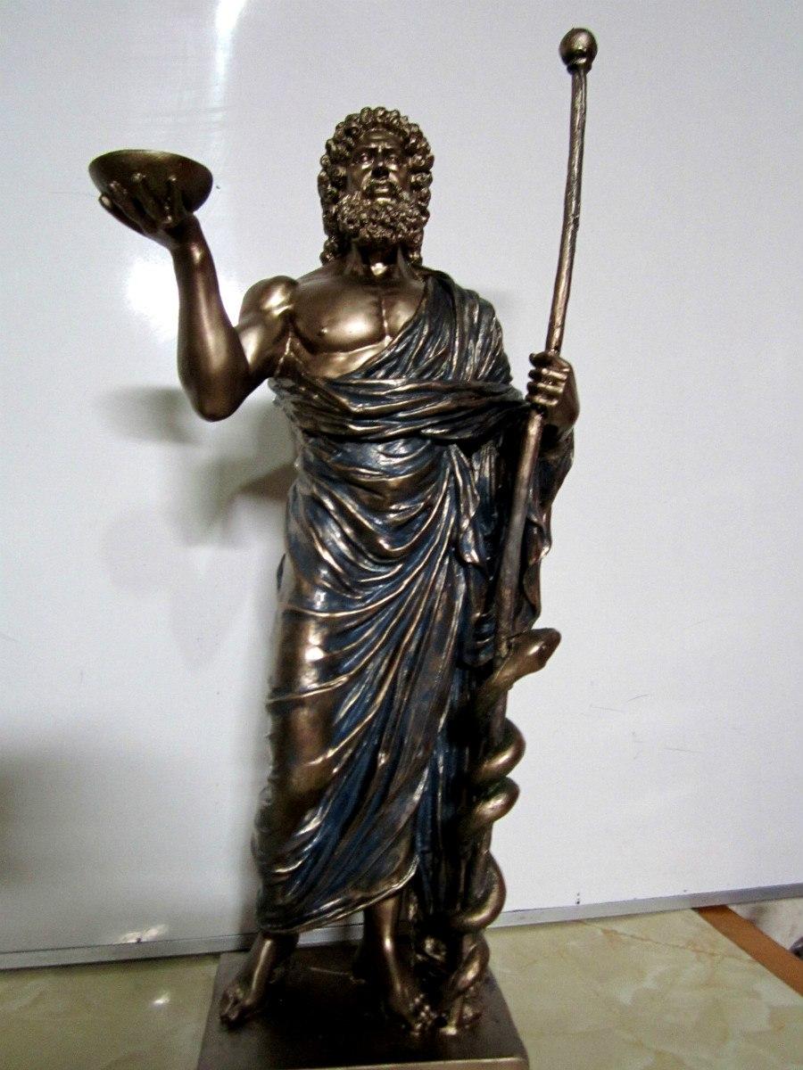 Resultado de imagen de zeus escultura