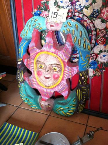 escultura mexico; katrina etc