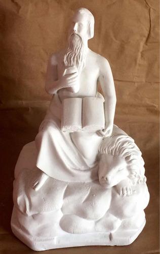 escultura são jerônimo 45cm
