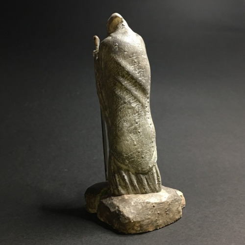 escultura the hermit (led zeppelin) - impressão 3d - pla