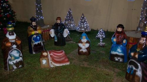 esculturas de natal