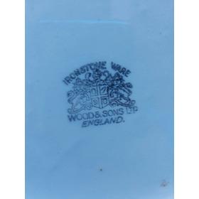 Escupidera De Porcelana Inglesa(art.13)