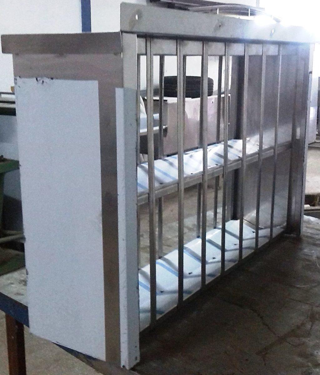 Escurreplatos industrial en 100 acero inoxidable satinado bs en mercado libre - Escurreplatos acero inoxidable ...