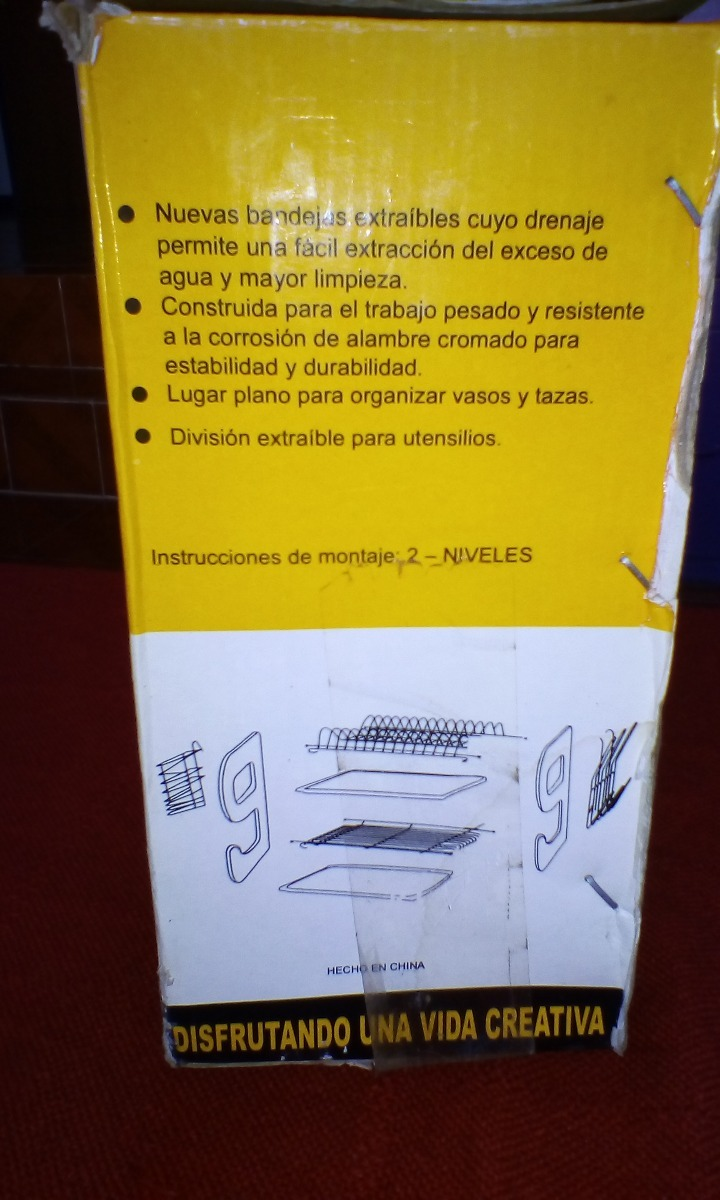 Escurridor De Platos De 2 Niveles Pixys Cocina Bs 2 000 000 00  # Muebles Pixys Maracaibo