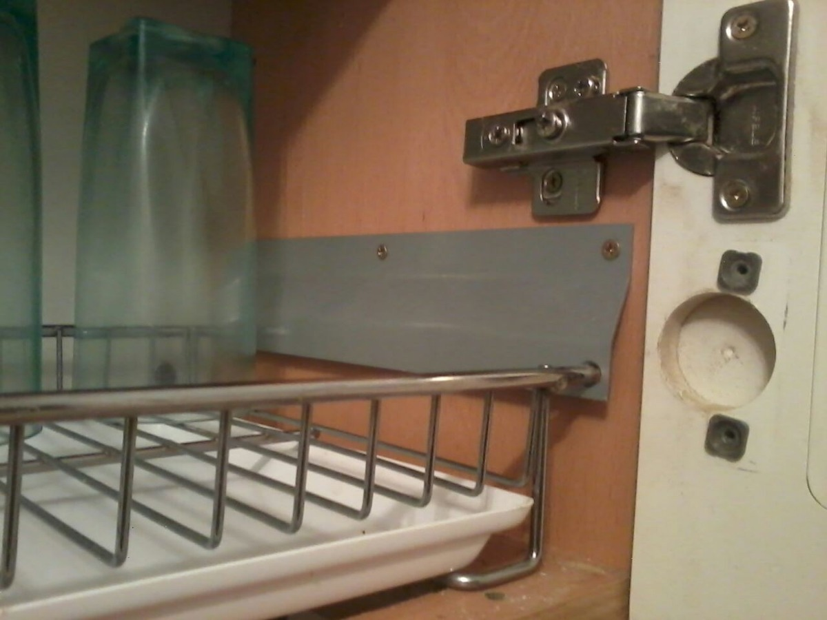 Dorable muebles alacena plato motivo muebles para ideas - Escurreplatos para muebles de cocina ...