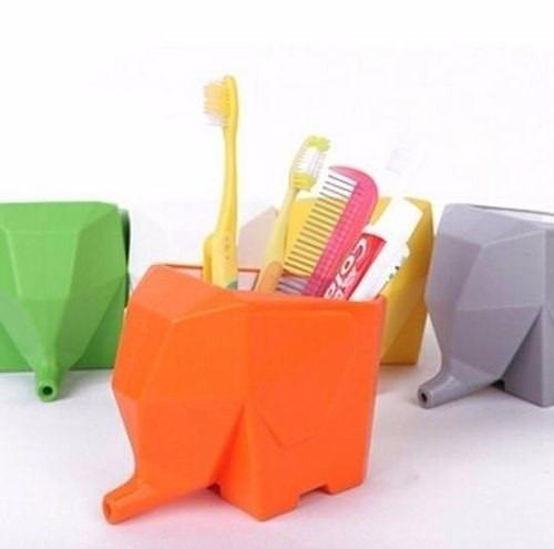 escurridor elefante diseño multiples usos