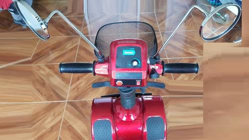 escúter eléctrico jrwb802