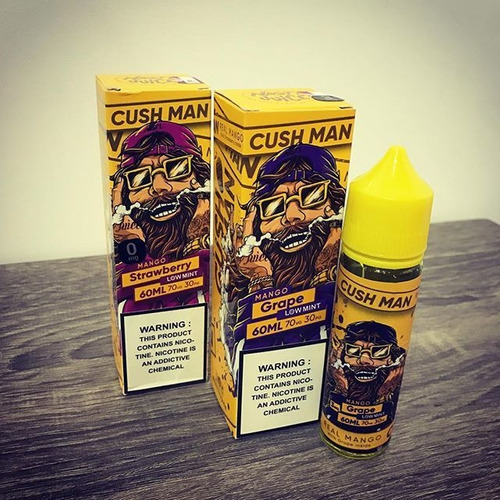 esencia cigarrillo electrico nasty cush man 60ml 3mg