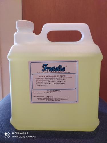 esencia de galon de 3.70 lt para dulces
