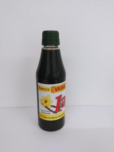 esencia de vainilla primera calidad 110cc  / lauacu