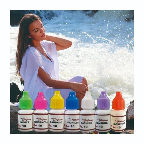 esencia para humidificador 10 ml $2.oo el gramo aromaterapia