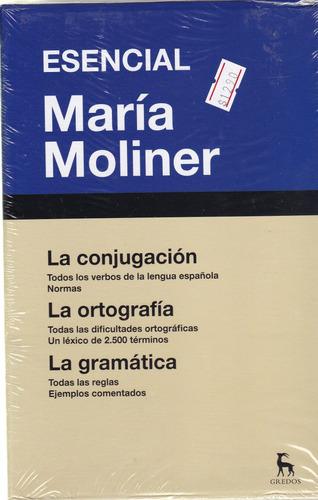 esencial - maria moliner