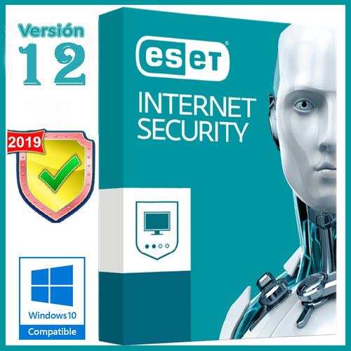 eset antivirus internet security nod32 | para 1 pc 2 años