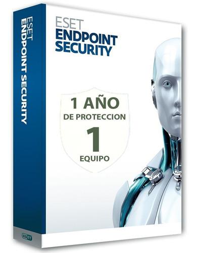 eset endpoint security antivirus original 1 servidor 1 año