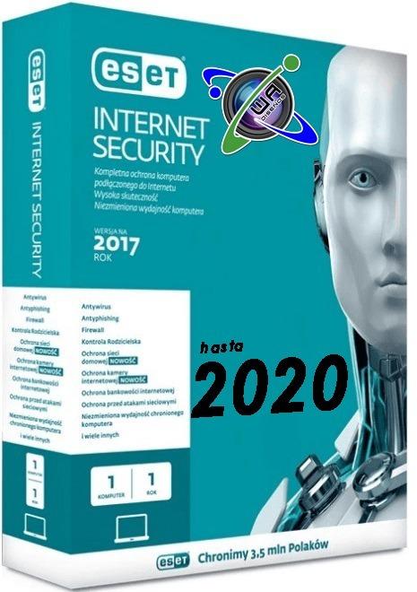 Licencia nod32 11 hasta 2020