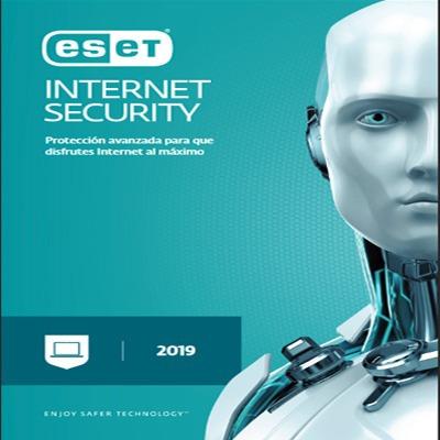 eset internet security 2019 version 12 ® | 5 equipos | 1 año