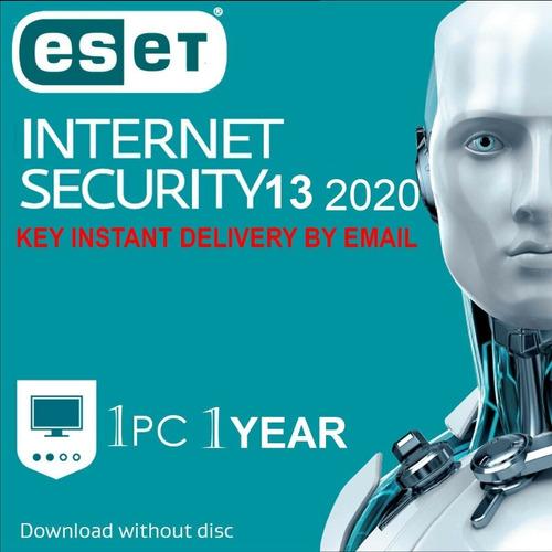 eset internet security para pc/laptop 32/64 bit