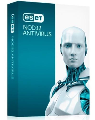 eset nod32 antivirus 12 / 2019 licencia original 5 pc 2 año