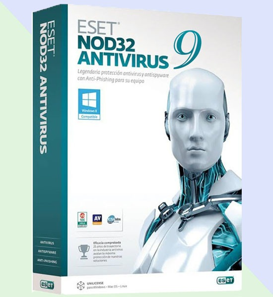 como activar eset nod32 antivirus 9 en windows 10